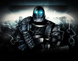 TF2 ROBO HEAVY by sparco2