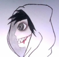 Jeff The Killer by KatieSaxophone