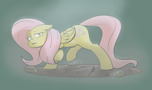 Maybe we shouldn't be here... by TenTinyThimbles