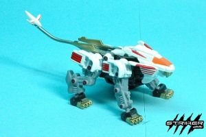 Tomica Blade Liger Mirage by TheCrushader