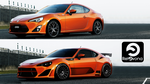 Toyota GT86, Virtual Tuning by sharkurban