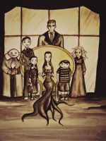 Addams Family ~Request by Reenin