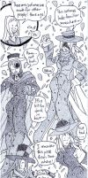 FanWriter's Art 256 M and J Story 47 by MsiaFanWriter