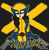 All New All Different Wolverine by Zal001