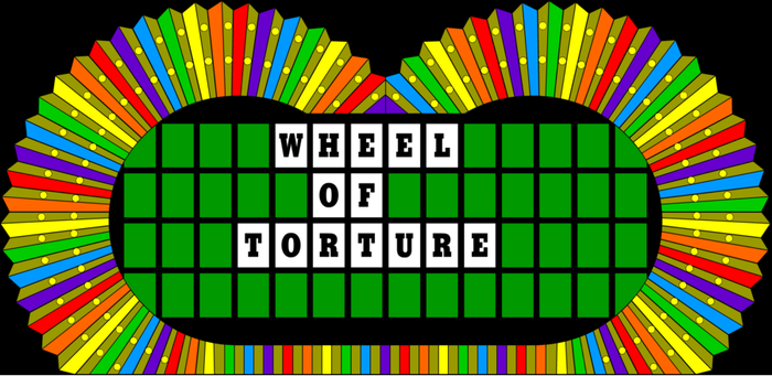 wheel of torture Wheel of torture from urza's legacy for  rarity, #: r, 138 card type: artifact description: during each of your opponents' upkeeps, wheel of torture deals 1 damage to that player for each card fewer than three in his or her hand.
