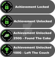 Achievements for Life 1-4 by Fallensbane