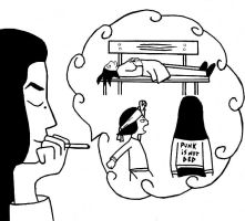 Life As A Rebel: A Tribute to Marjane Satrapi by Closer-To-The-Sun