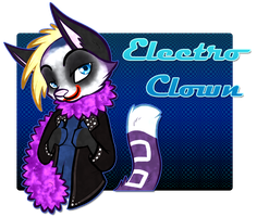 Electroclown by AttackTheMap