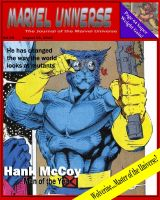 Marvel Universe Magazine by Beast72