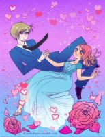 Shoujo engagement by zambicandy