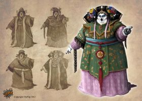 Character Design 004 by TimKings-Lynne