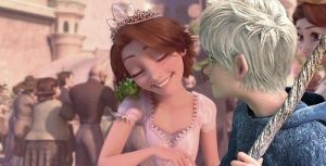 Jack's Happy Princess. by StonedHiddles