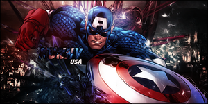 Captain America Request by Anthrax817