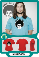 king of pop afro by vallesan