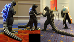 Godzilla Suit by DreamVisionCreations