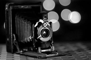 vintage camera by tahnee-r