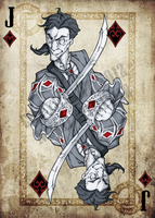 Jack of Diamonds by NoahW