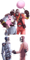 TF2: RobotBuddies by DarkLitria