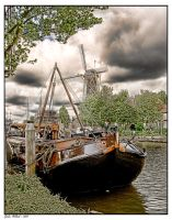 Gouda, Holland by photodoc2
