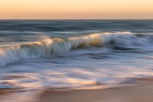Wild Coast Wave by PeteLatham