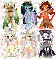 O: MYTHICAL ADOPTABLE AUCTION |6 HOURS LEFT| by Lolisoup