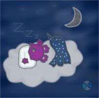 Mascotes - Night Dream by lurils