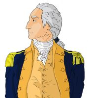 General G. Washington by thru-and-thru