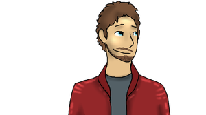 Peter Quill  by MynameisDragon