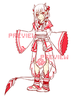 COLLAB ADOPT AUCTION || CYOP || OPEN ENDS APRIL 2 by akiicchi
