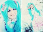 Vocaloid: Miku 2 (Melt) by Amapolchen