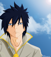 FT 343 - Gray Fullbuster by AlexanJ