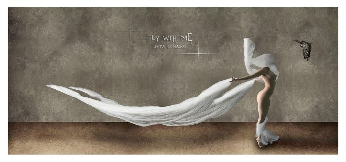 fly with me by Tattoomaus78