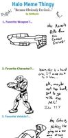 I Did A Halo Meme Thing.l by toadking07
