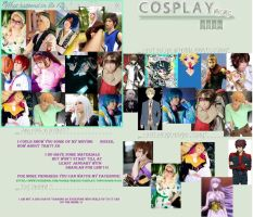 Cosplay Meme 14 by prechu