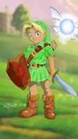 Young Link by proxy85