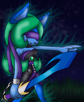 Moon Trance by scifiEnchantress