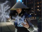 Raiden Eternal Life by NokturnaMortum
