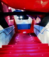 REDRUM! Seattle Public Library Interior by SmittyJade1