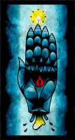 Severed Hand by 5xit