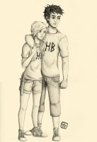 Percabeth by manzanaperdida