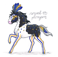 Trade: Regal Strut by Dragonheart-Stables