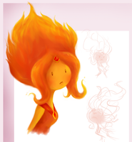 Flame Princess by Mn27