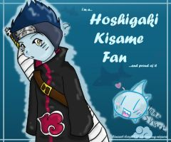 kisame fan by Nisura