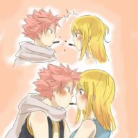 fairy tail Pocky game by Hetaloid02