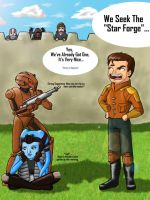 KotOR and Monty Python V.2.0 by Chimaera-Stormhawk