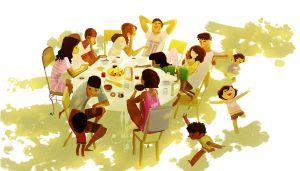 We had bagels by PascalCampion