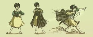 European Medieval Era - Toph by tissine