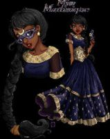 MMP - Miss Martinique by SpicePrincess