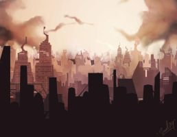 City by WiiplayWii