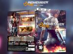 Remember Me - Custom Game Cover - for PC by Djblackpearl
